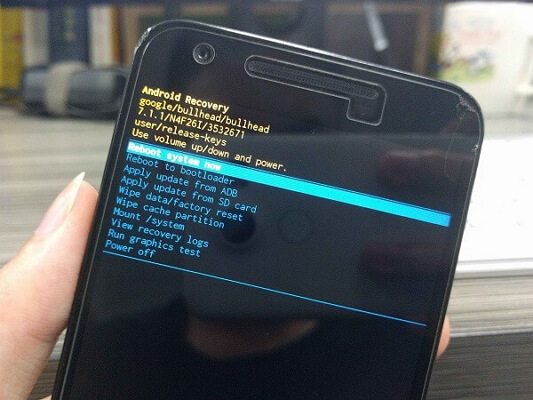 boot-android-recovery-mode