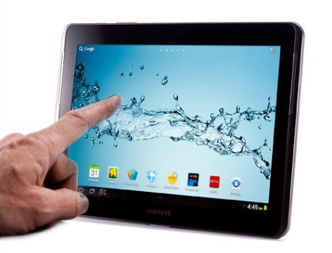 check -samsung-tablet-touch-screen
