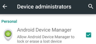 enable-android-manager