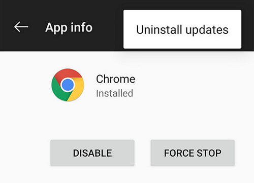 How to Fix Chrome Crashes or Won't Open on Android