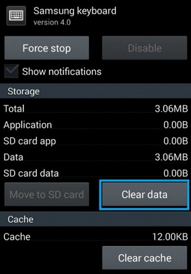 clear-samsung-keyboard-cache