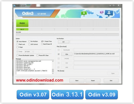 download Odin