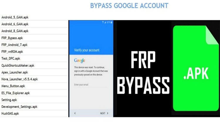 Bypass FRP Vnrom - Should You Trust It to Bypass Google FRP?