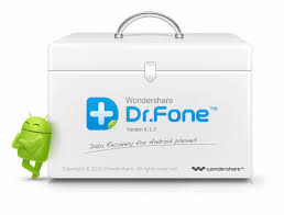 dr.fone for android data recovery app