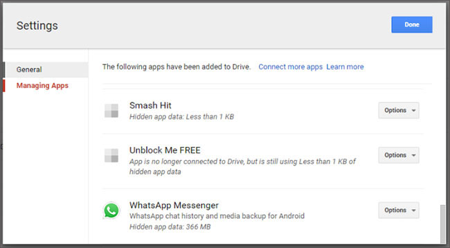 find deleted whatsapp backup