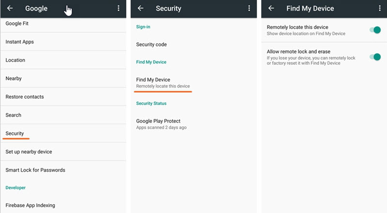 How to Unlock Locked Android Phone without Losing Data?