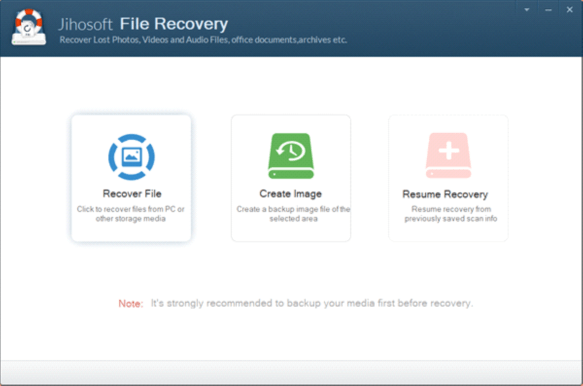 jihosoft mobilerecovery for android