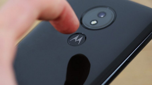 Moto G7 Power Unlock Fingerprint Sensor