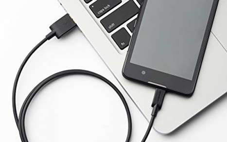 use usb cable to recover android data