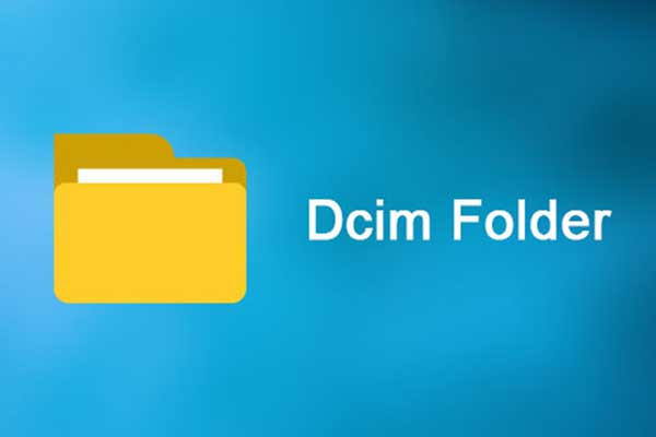 recover DCIM folder on Android