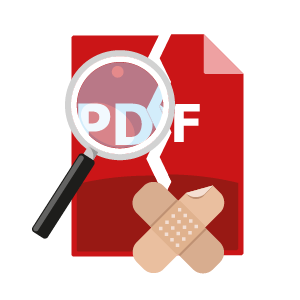 recover pdf on Android
