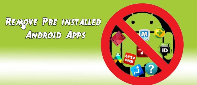remove-preinstalled-app-android