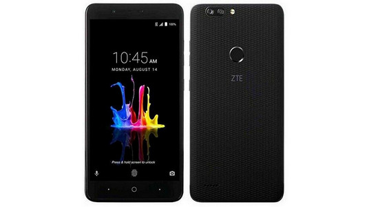 ZTE phone screen lock